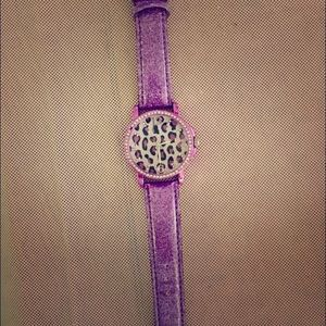 Accessories - Women's Purple Wristwatch